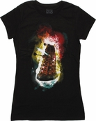Doctor Who Dalek Obey Baby Tee
