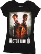 Doctor Who Day of the Doctor Baby Tee