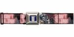 Doctor Who Don't Blink Angels Take Manhattan Seatbelt Mesh Belt