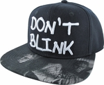 Doctor Who Don't Blink Sublimated Bill Hat