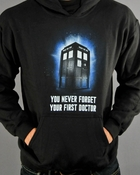 Doctor Who First Hoodie