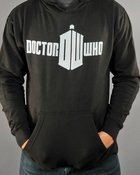 Doctor Who Logo Hoodie