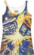Doctor Who Pandorica Opens Sublimated Tank Top Baby Tee