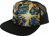 Doctor Who Pandorica Opens Trucker Hat