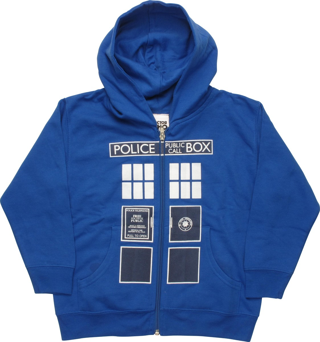 Dr who hoodie