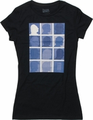 Doctor Who Profile Grid Baby Tee