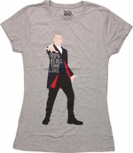 Doctor Who Rebel Time Lord Baby Tee