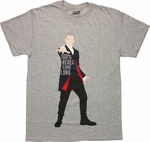 Doctor Who Rebel Time Lord T Shirt