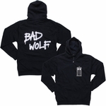 Doctor Who TARDIS Bad Wolf Junior Hoodie