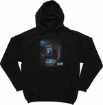 Doctor Who Tardis Forest Pullover Hoodie