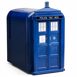 Doctor Who TARDIS Mini Cooler