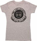 Doctor Who Time Lord Academy Juniors T-Shirt