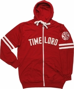 Doctor Who Time Lord Applique Hoodie