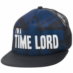 Doctor Who Time Lord Trucker Hat