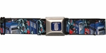 Doctor Who Traveling Tardis Seatbelt Mesh Belt