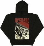 Doctor Who Upgrade Hoodie