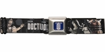 Doctor Who Villains Seatbelt Mesh Belt