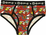 Domo Kun Collage Briefs