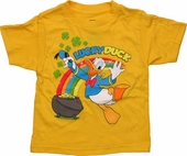 Donald Duck Lucky Infant T Shirt