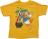 Donald Duck Lucky Toddler T Shirt