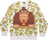 Donkey Kong Bananas Sublimated Sweatshirt