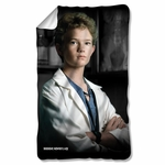 Doogie Howser Genius Doctor Fleece Blanket