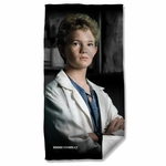 Doogie Howser Genius Doctor Towel