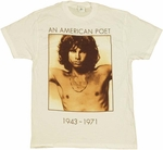 Doors Poet T Shirt Sheer