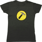 Dr Horrible Captain Hammer Baby Tee