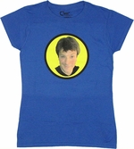 Dr Horrible Captain Hammer Groupie Baby Tee