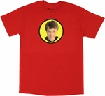 Dr Horrible Captain Hammer Groupie T Shirt