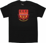 Dr Horrible Evil League of Evil Crest T Shirt