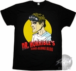 Dr Horrible Profile T-Shirt Sheer