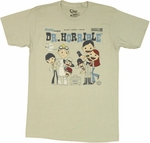 Dr Horrible Sing Along T Shirt