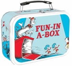 Dr Seuss Fun Tin Lunch Box