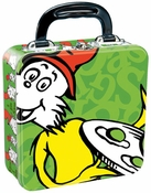 Dr Seuss Tin Lunch Box