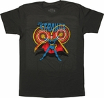 Dr Strange Black Magic T-Shirt Sheer