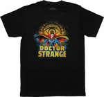Dr Strange Eye of Agamotto T-Shirt Sheer