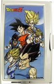 Dragon Ball Z Super Saiyans Card Case