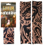 Dragon Tribal Tattoo Sleeves