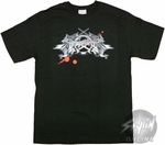 Dragonforce Blood Drops T-Shirt