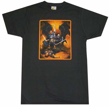 Dragonlance Tanis T-Shirt Sheer