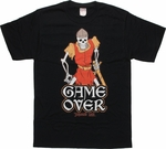 Dragons Lair Game Over T-Shirt