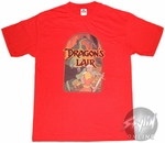 Dragons Lair Window T-Shirt