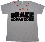 Drake So Far Gone T Shirt Sheer