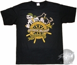Dropkick Murphys Pirate T-Shirt