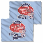 Dubble Bubble Burst Bubble FB Pillow Case