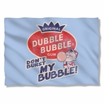 Dubble Bubble Burst Bubble Pillow Case