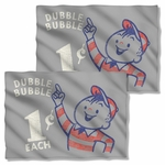 Dubble Bubble Pointing FB Pillow Case