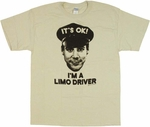 Dumb and Dumber Driver T Shirt